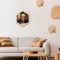 ArtWoodArt Hexagon 30x30