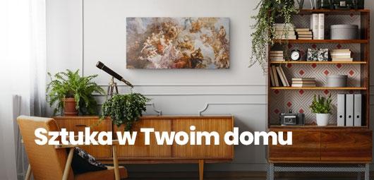 Sztuka w Twoim domu